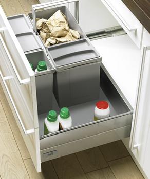 Küchen Abfallsystem, InnoTech Vario 600 1200, 9079921, 17, 11l,