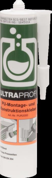 ULTRAprofi PU- Montage- und Kontruktionskleber